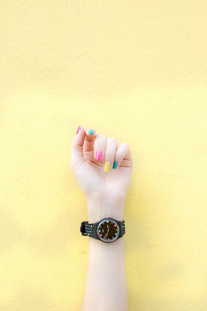manicure vinylux